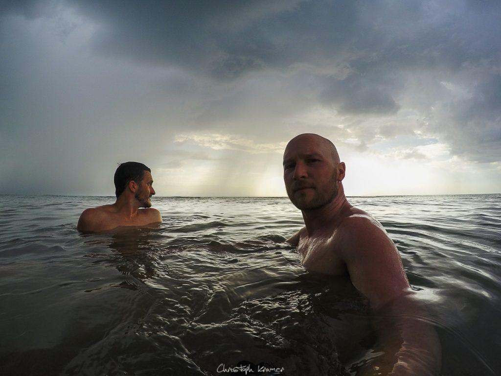 Am Strand von Khaolak