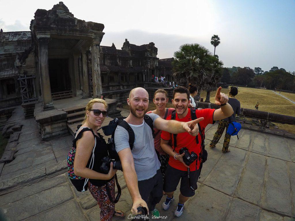 Angkor Wat Selfietime