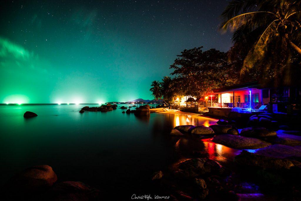 Strandbar auf Koh Phangan