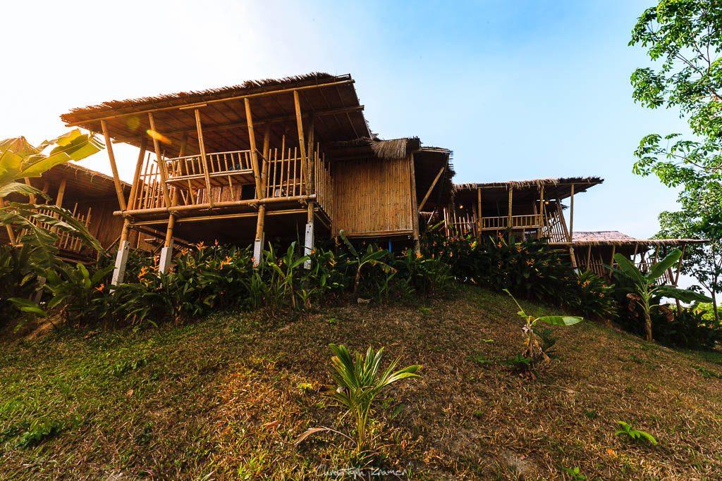 Unterkünfte unserer Thailand Backpacking Rundreise
