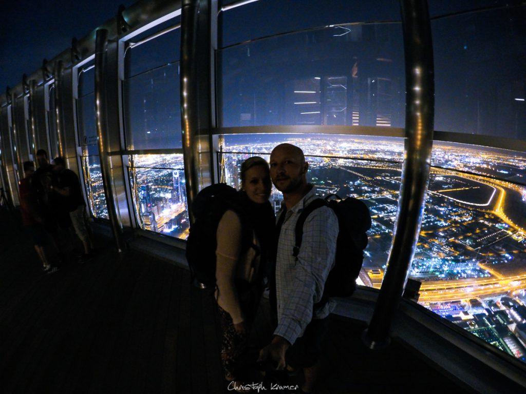 Aussichtsplattform des Burj Khalifa