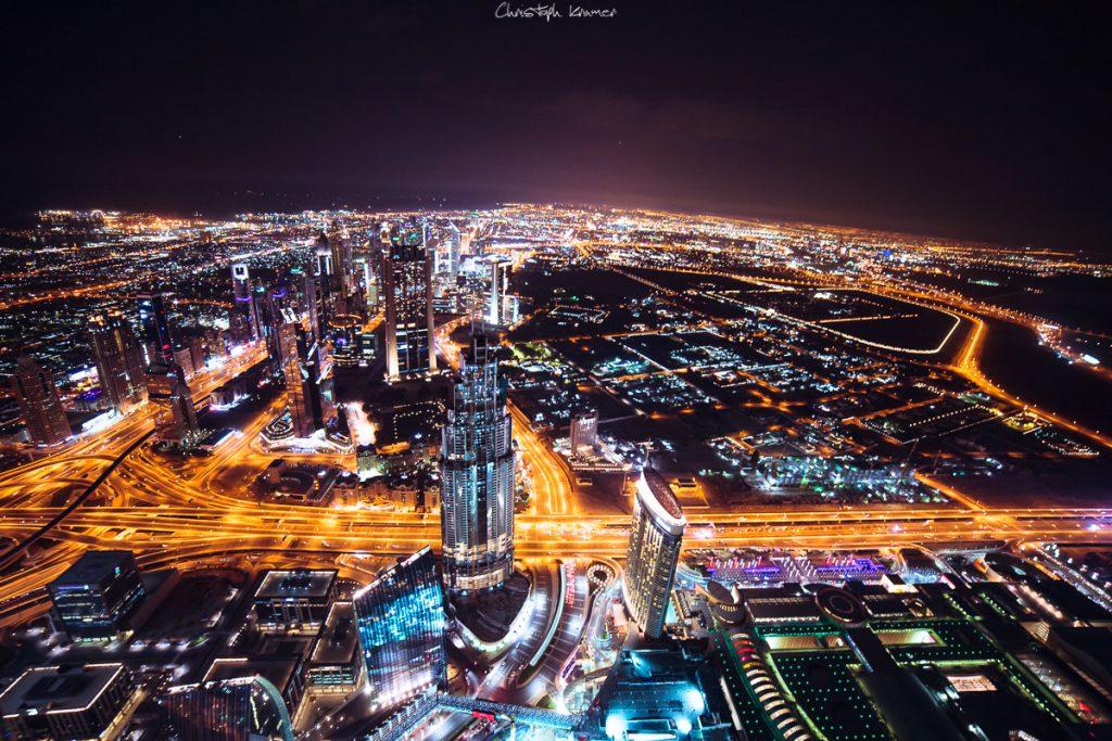 Aussicht des Burj Khalifa
