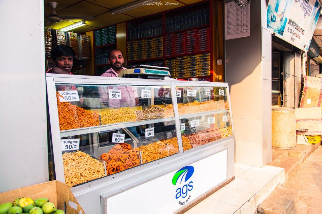 Süßigkeiten Store in Kandy