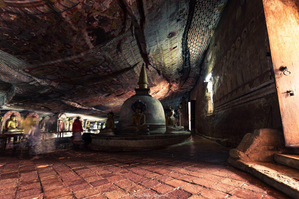 Höhlentempel von Dambulla