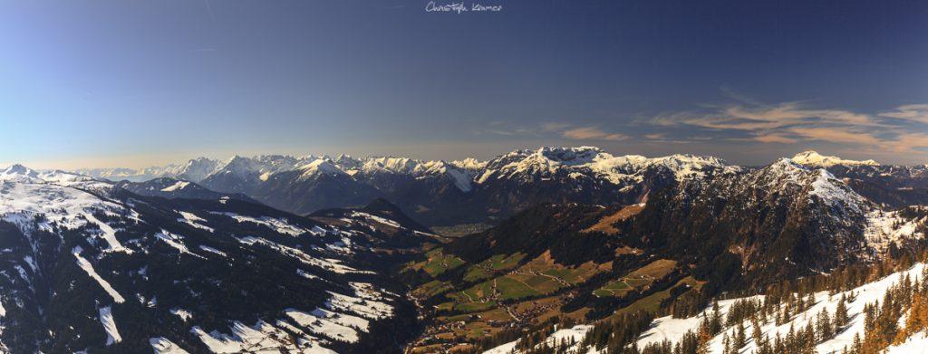 Panorama vom Schatzberg