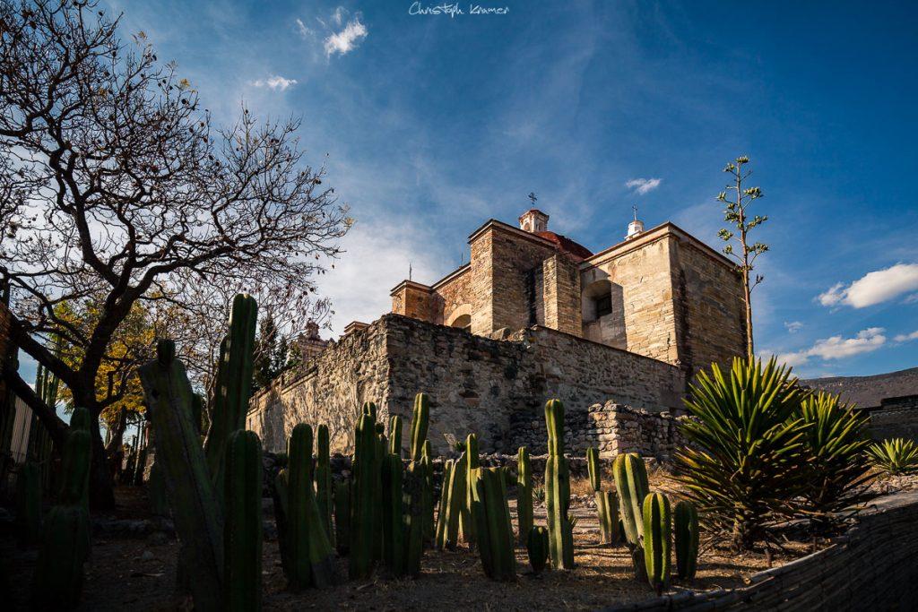 Kirche bei Mitla