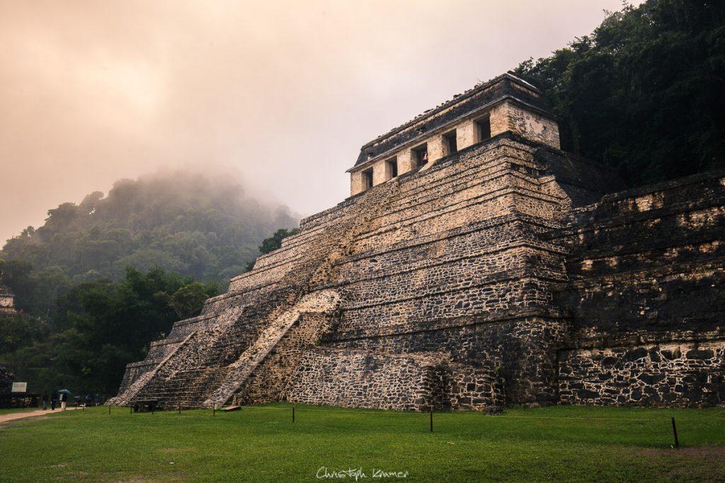 Die Maya Pyramiden in Palenque