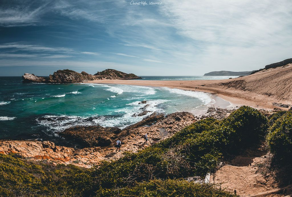 Strand am Robberg Nature Reserve