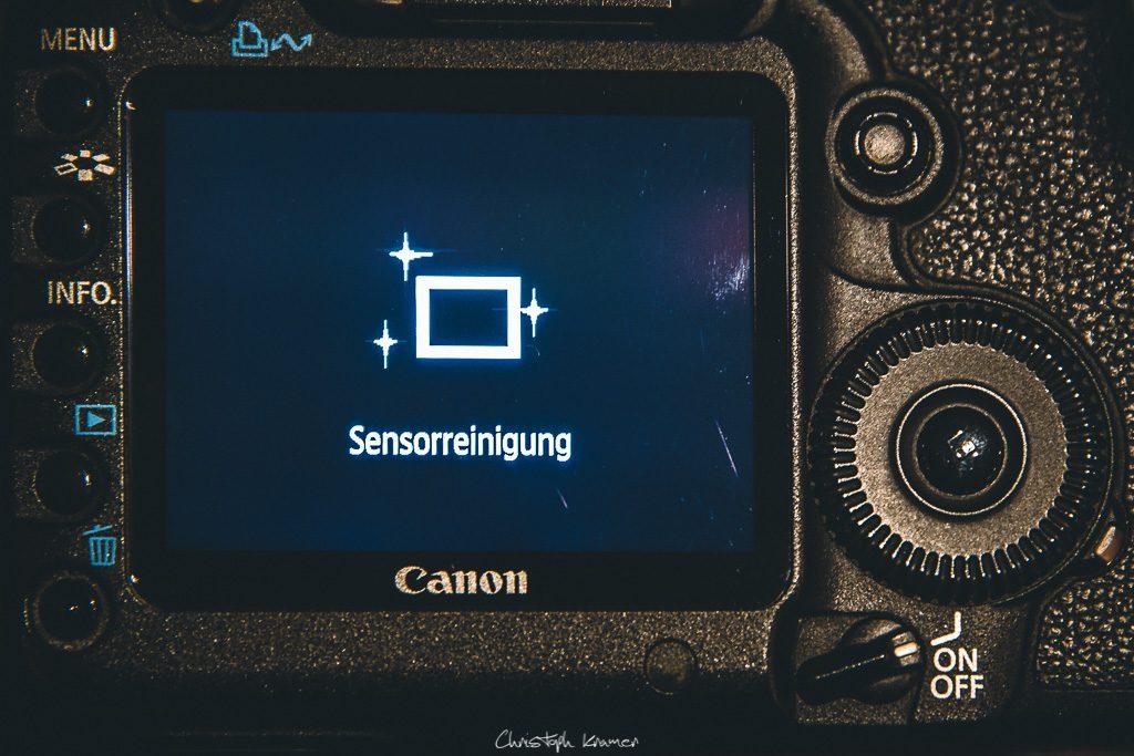 Sensorreinigung