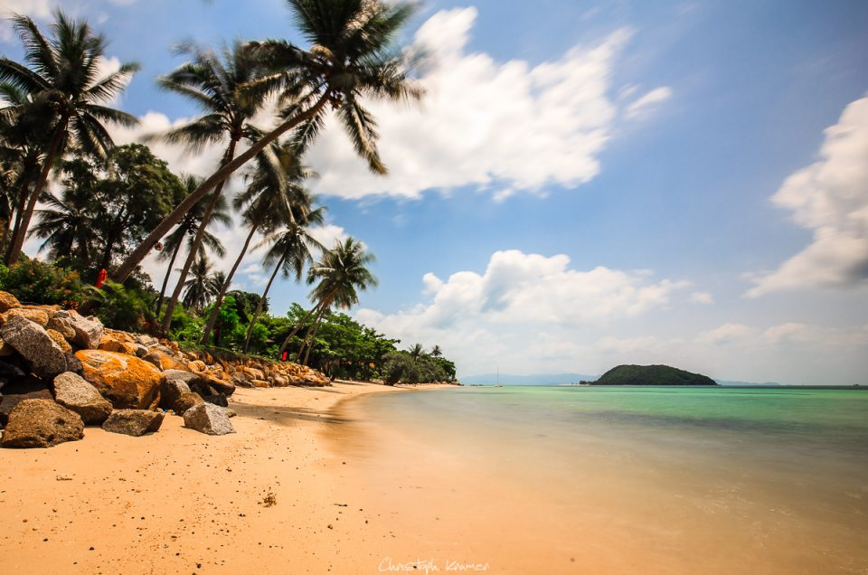 Strand von Koh Phangan