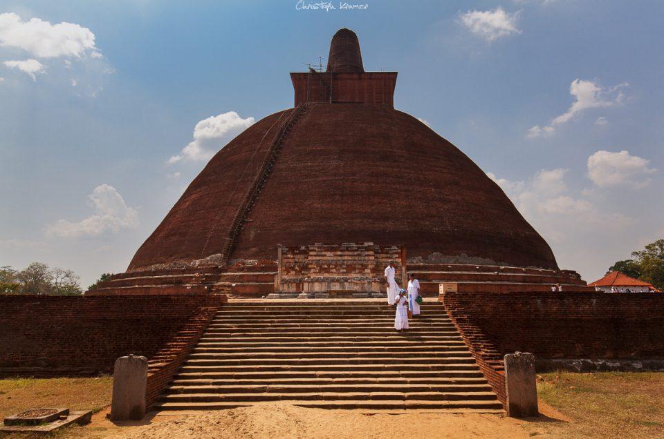 Anuradhapura und die heilige Stadt