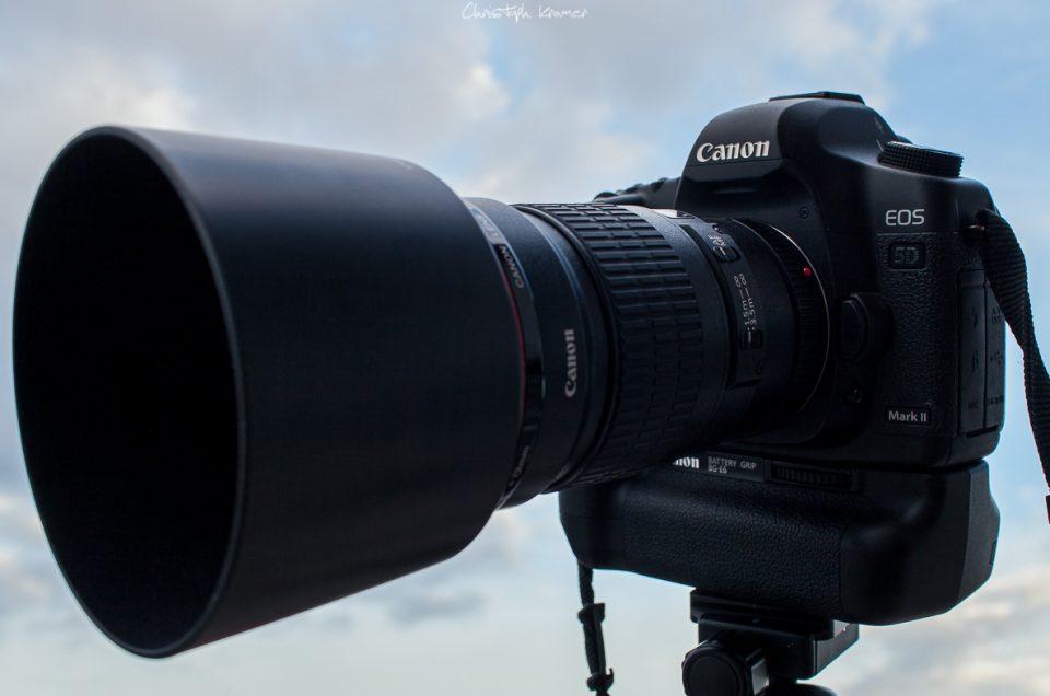 Erfahrungsbericht Canon EF 200mm f2,8 L II Objektiv