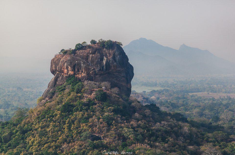 Sigiriya, Pidurangala und der Höhlentempel von Dambulla