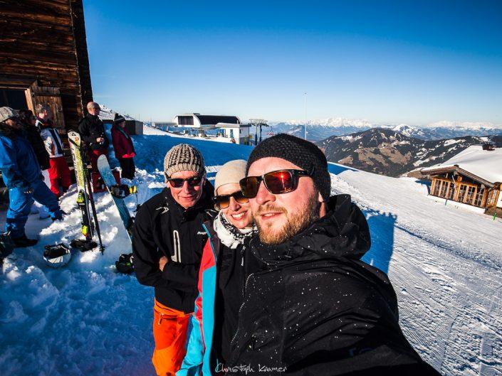 Apres Ski an der Schneebar