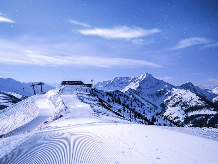 Bergbahn auf dem Schatzberg