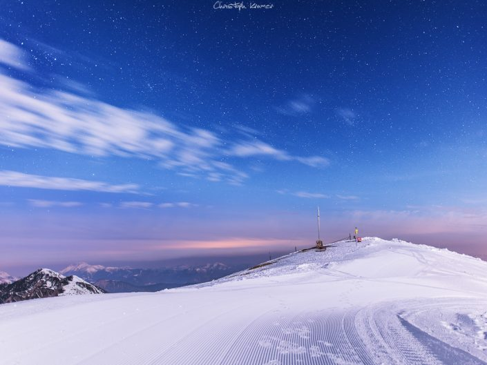 Der Gipfel vom Schatzberg