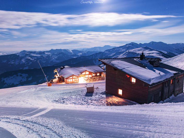 Die Schatzberghütte