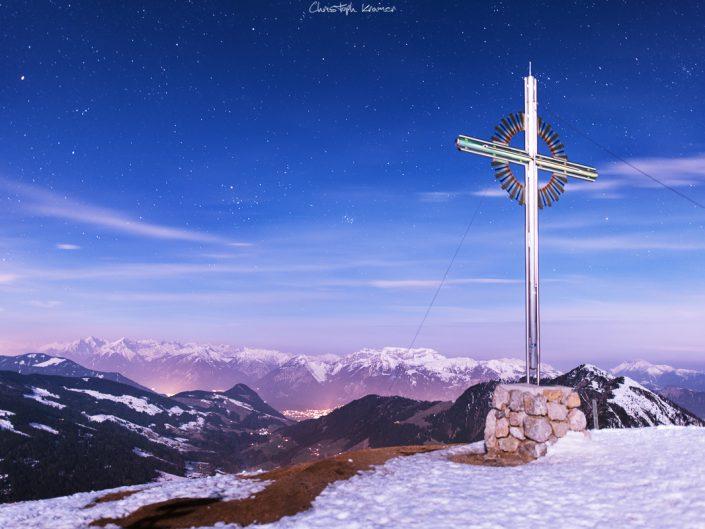 Sternenhimmel auf dem Schatzberg
