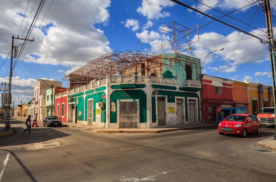 Merida, die Hauptstadt Yucatáns