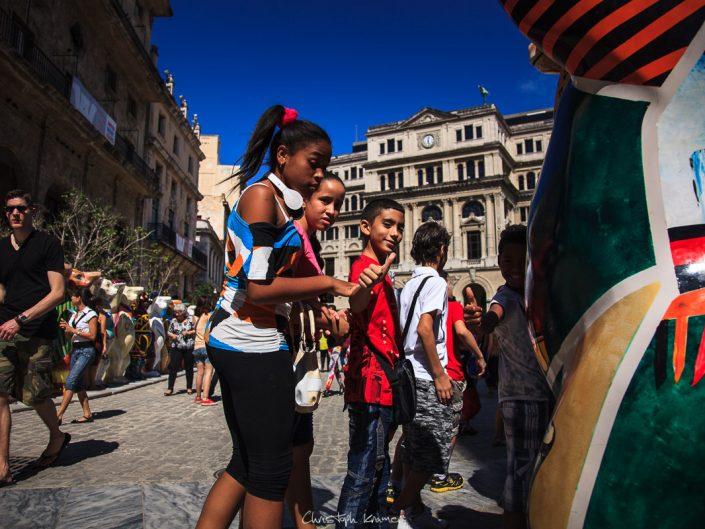 Kinder Kubas