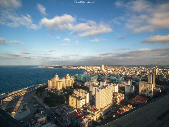 Die Küste Havanna