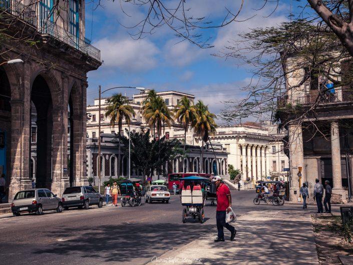 Die Straßen von Kuba