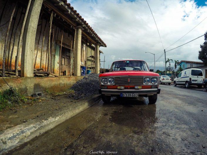 Lada in Pinar del Rio