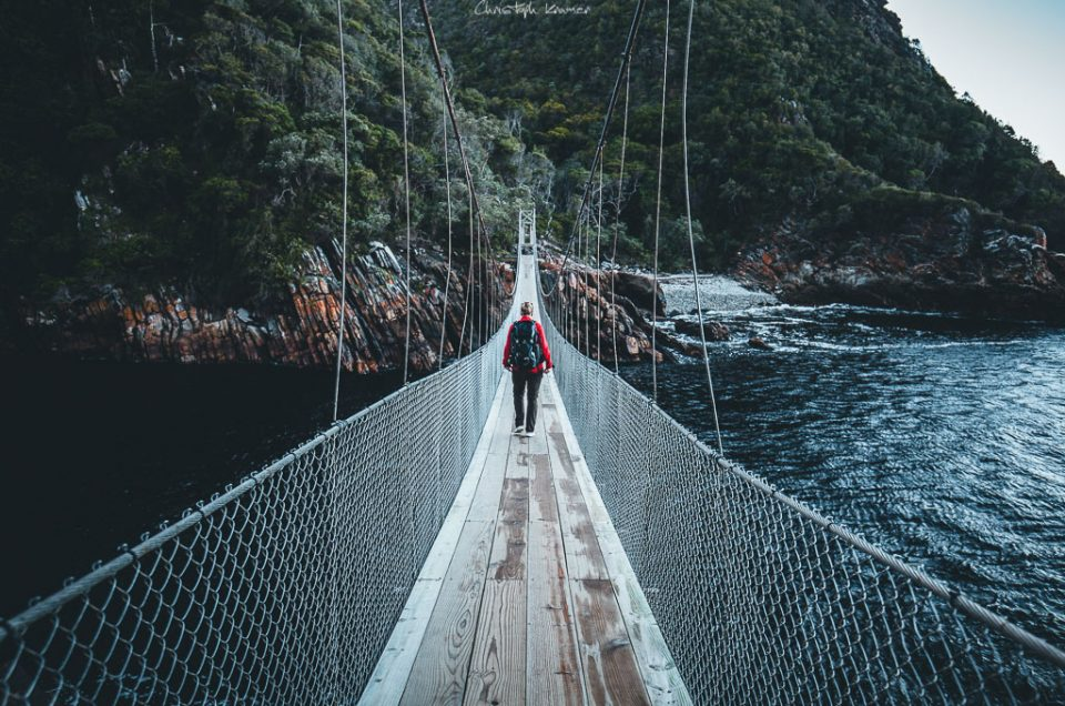 Wandern im Tsitsikamma Nationalpark