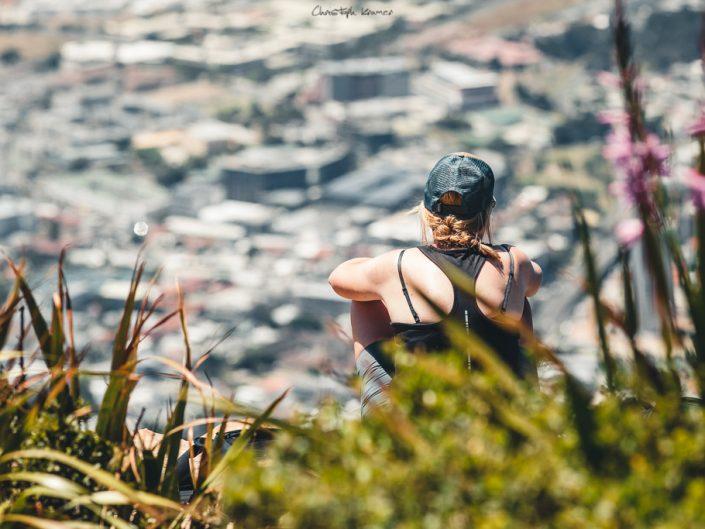 Ausblick auf Kapstadt
