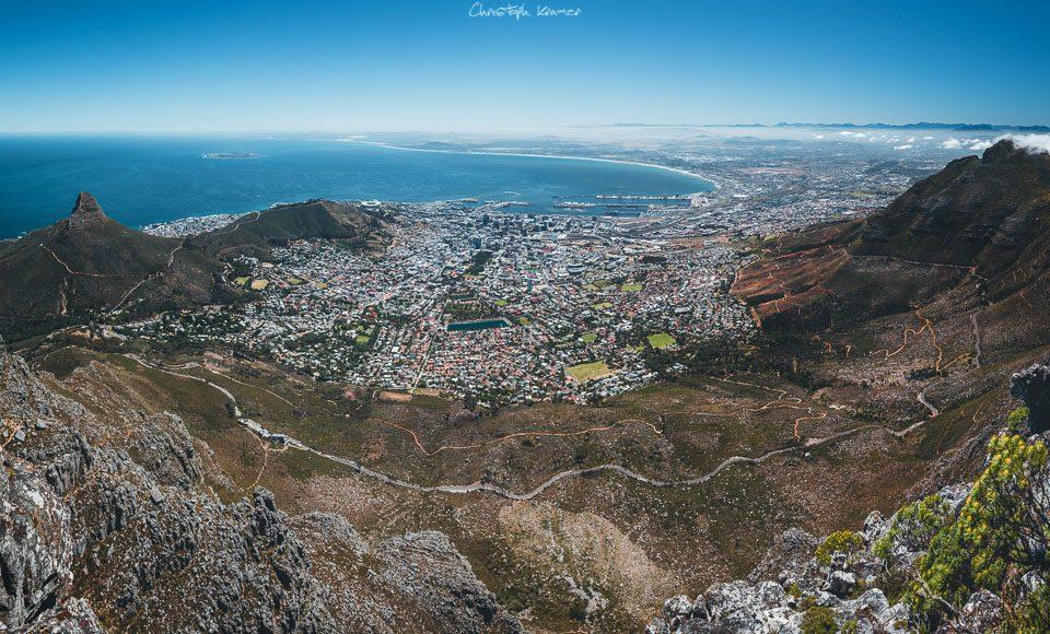 vielseitiges Kapstadt