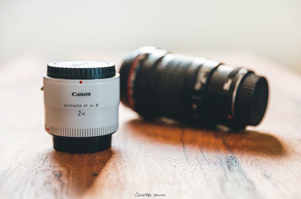 Erfahrungsbericht Canon Extender ef 2x III