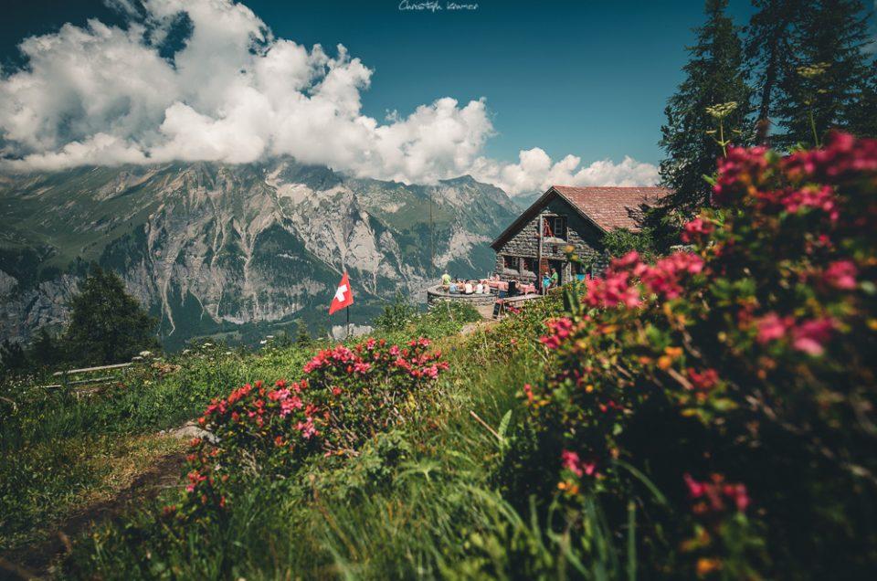 Tagestour zur Doldenhornhütte