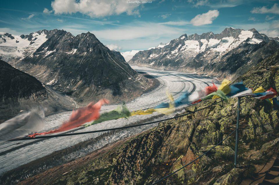 Tagestour Aletschgletscher