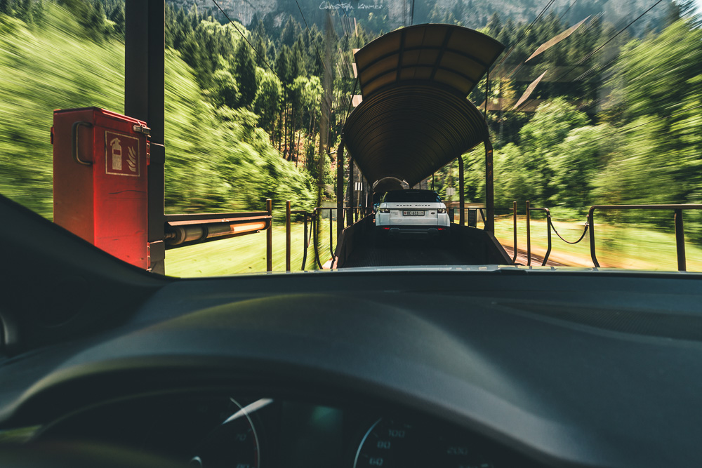 Autozug Lötschberg