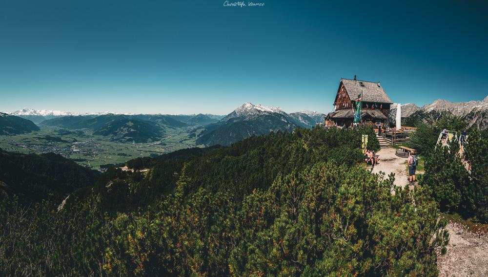 Die Peter Wiechenthaler Hütte