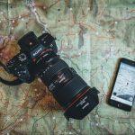 Sony A7III GPS Standortdaten verwenden