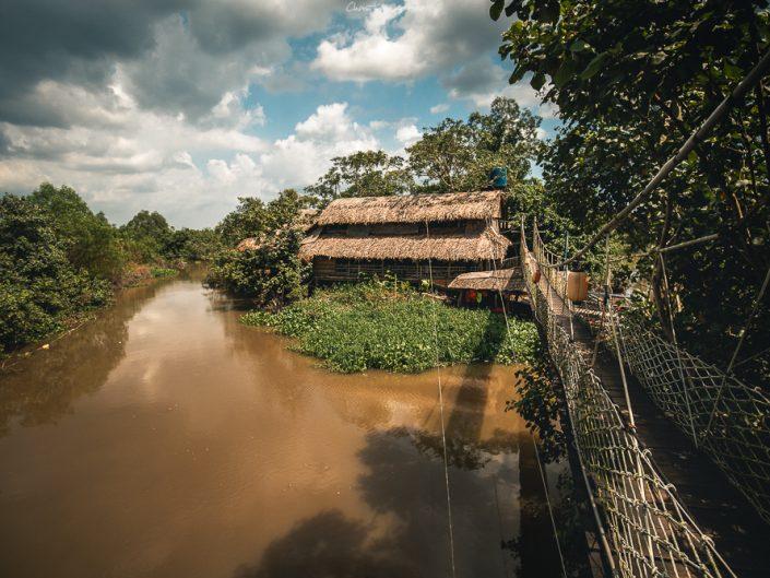 Unsere Unterkunft, das Nguyen Shack