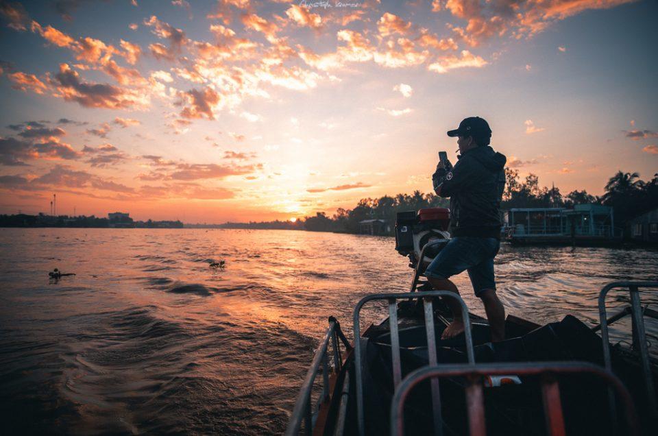 Can Tho und das Mekong Delta