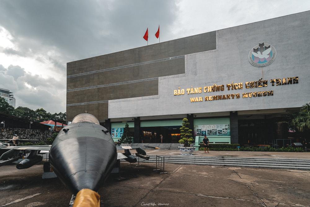 Das Kriegsveteranen Museum