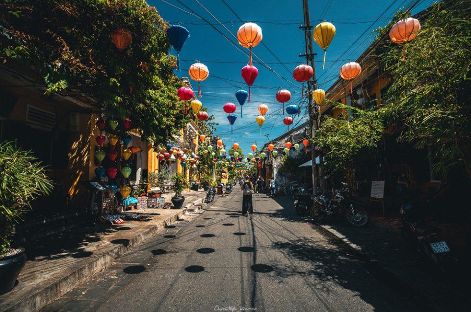 Hoi An, die Stadt der Laternen