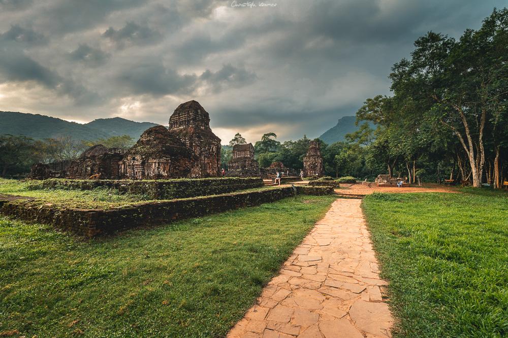 My Son, der kleine Bruder Angkor Wats