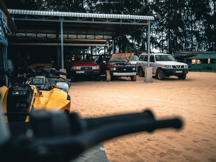 Hier werden Jeep Touren angeboten