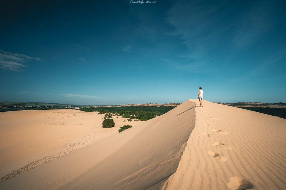 Mui Ne und die weißen Dünen