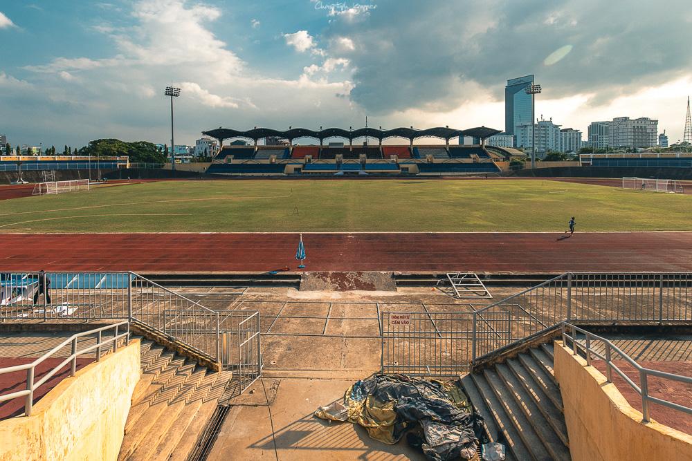 Das Stadion von Hue