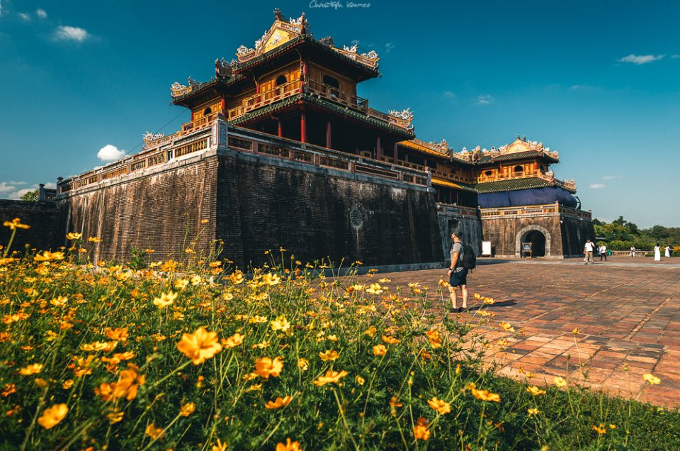 Hue und die Tempel der Kaiser