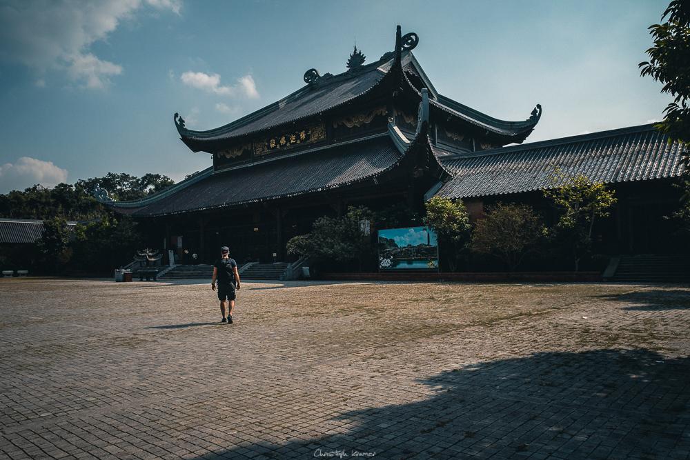 Phap Chu Temple in Bai Dinh