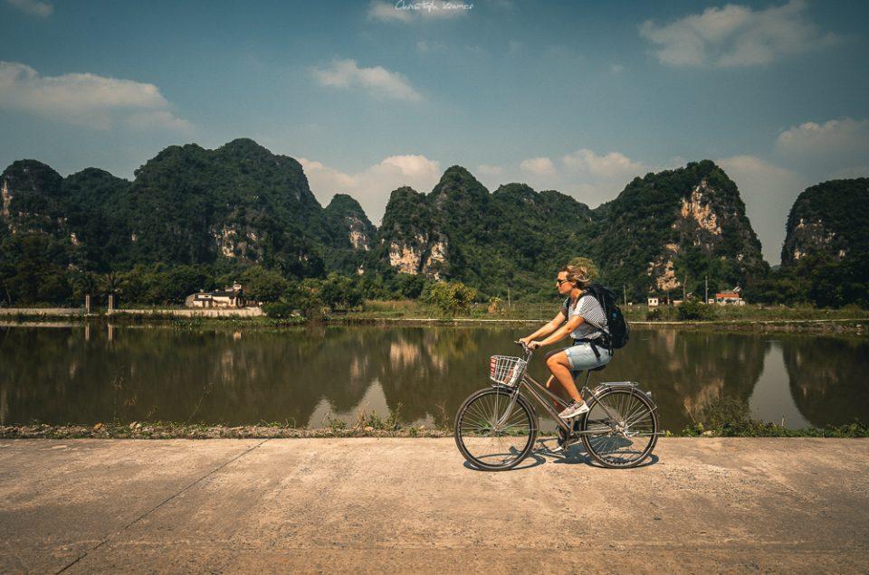 Ninh Binh und die trockene Halong Bucht