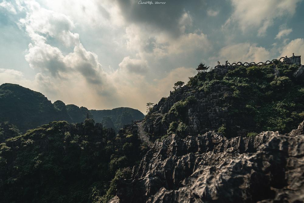 Hang Mua Caves und der liegende Drache