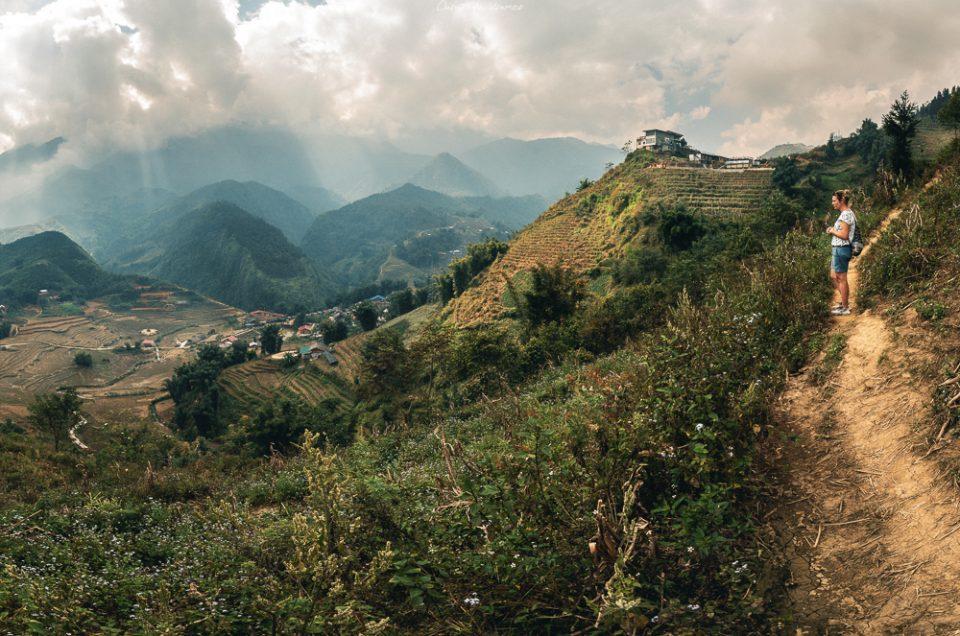 Wandern in Sa Pa