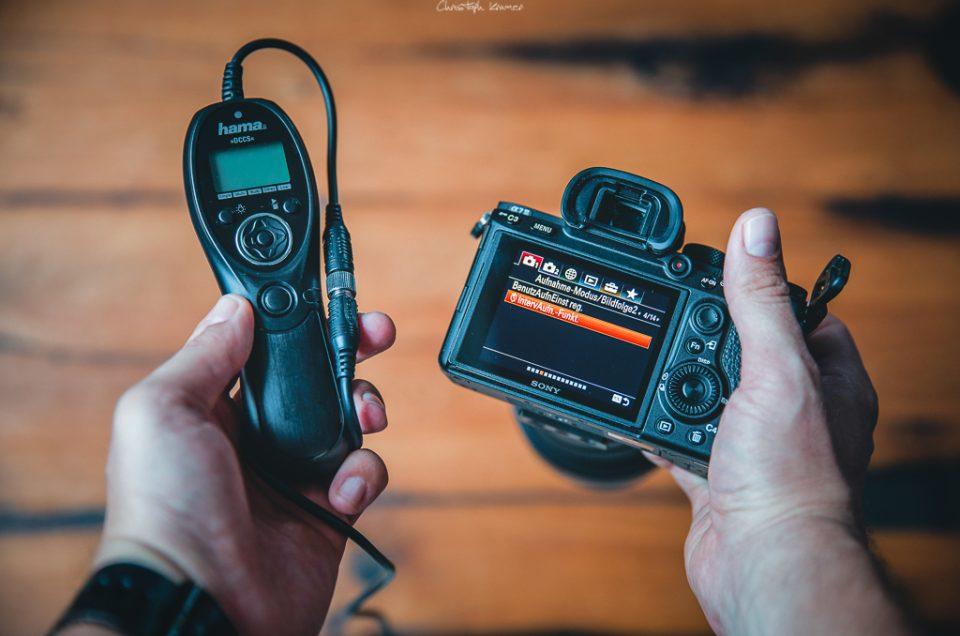 Sony A7 III – Zeitraffer mit dem Intervalometer